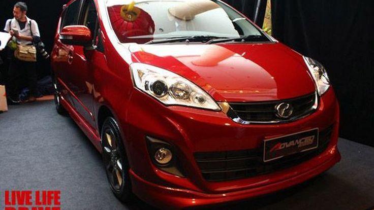 เปิดตัว 2014 Perodua Alza คอมแพ็กต์เอ็มพีวีจากแดนเสือเหลือง