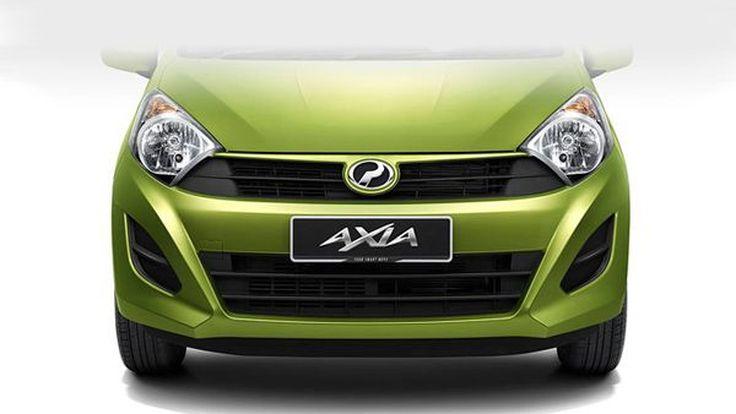 2014 Perodua Axia จ่อเปิดตัว พรีออร์เดอร์ห้าวันแรกกระฉูด 3,000 คันในมาเลเซีย