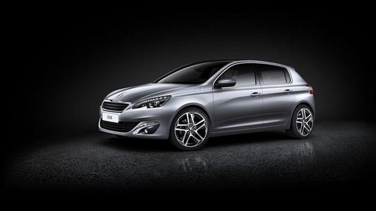 ยลโฉม 2014 Peugeot 308 คอมแพกต์แฮทช์แบ็กเจนเนอเรชั่นใหม่
