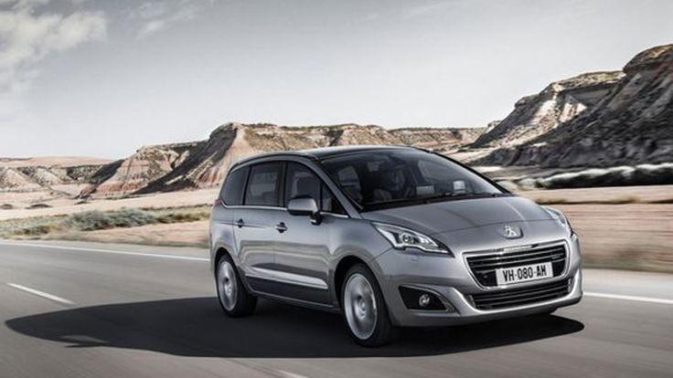 ปรับเล็ก 2014 Peugeot 5008 เติมแต่งความหรูหราให้คอมแพกต์เอ็มพีวี
