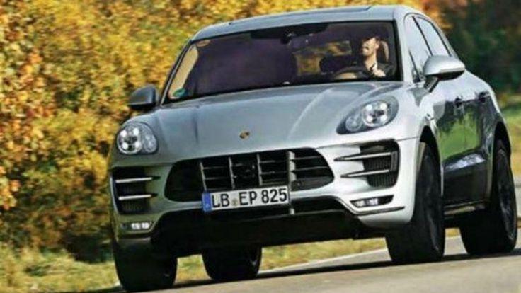 ภาพหลุด 2014 Porsche Macan เต็มตาแบบไร้การพรางตัว