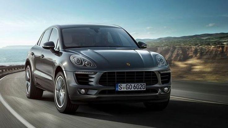 คลอดแล้ว 2014 Porsche Macan ออกจากสายการผลิตโรงงานไลพ์ซิก