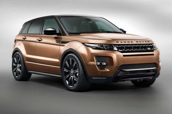 ไมเนอร์เชนจ์ 2014 Range Rover Evoque มาพร้อมระบบเกียร์อัตโนมัติ 9 สปีด