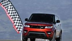 2014 Range Rover Sport สร้างสถิติรถเอสยูวีไต่เขา Pikes Peak เร็วที่สุด (ชมคลิป)