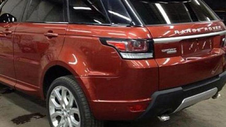 Range Rover Sport 2014 ถึงนิวยอร์กแล้วในวีดีโอทีเซอร์ชุดล่าสุด