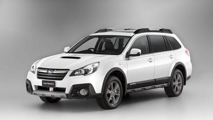 2014 Subaru Outback แปลงโฉมสไตล์ออฟโรดออกทำตลาดแดนจิงโจ้