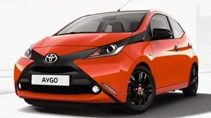 สวยใช้ได้ ภาพแรก 2014 Toyota Aygo โผล่เวบไซต์