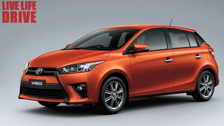 ชมสเปก 2014 Toyota Yaris สำหรับมาเลเซีย ขุมพลัง 1.5 ลิตร เคาะค่าตัว 1 ล้านบาท!