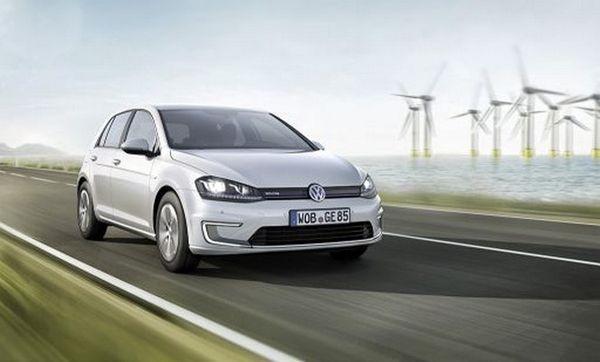 2014 Volkswagen e-Golf Mk7 มาดใหม่ใช้พลังไฟฟ้า