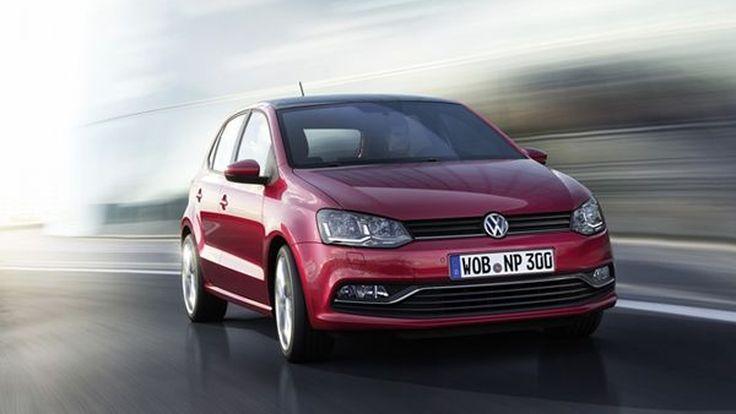 ยลโฉม 2014 Volkswagen Polo แต่งเติมความสดใหม่ พร้อมเทคโนโลยีล่าสุด