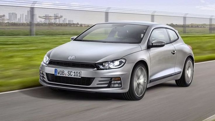 2014 Volkswagen Scirocco ปรับโฉมกันแบบเบาๆ