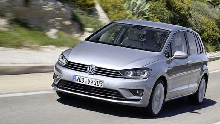 All-New 2014 Volkswagen Sportsvan เติมเต็มไลน์ Golf อย่างสมบูรณ์แบบ