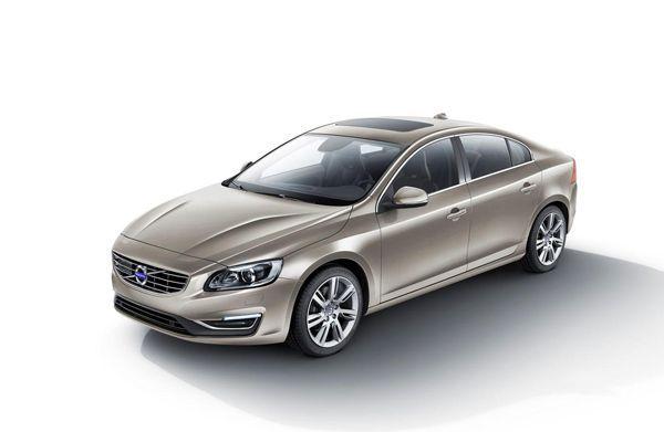 เปิดตัว 2014 Volvo S60L ขยายฐานล้อสำหรับลูกค้าแดนมังกร