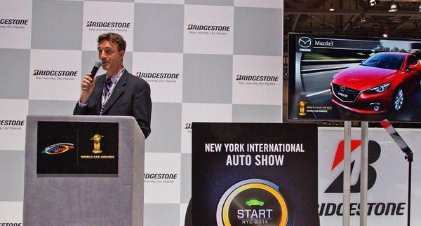 ของเขาดีจริงๆ Mazda 3 เข้ารอบสุดท้ายรถยอดเยี่ยมแห่งปีระดับโลก