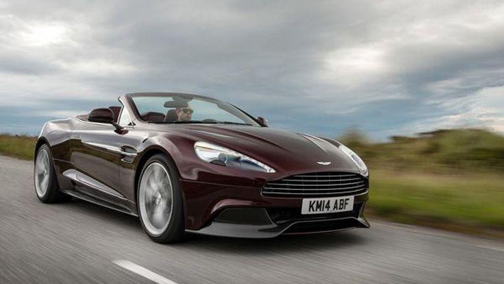 เปิดตัว 2015 Aston Martin Vanquish และ Rapide S ใช้เกียร์ลูกใหม่ Touchtronic III 8 สปีด