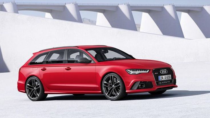 2015 Audi A6 รุ่นปรับโฉมแต่งสไตล์ใหม่ เพิ่มเครื่องยนต์และเทคโนโลยี
