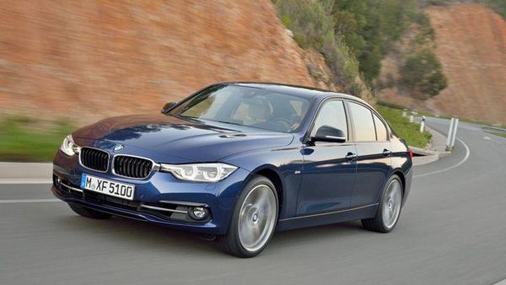 2015 BMW 3-Series ปรับโฉมใหม่ เพิ่มเครื่องยนต์ 3 สูบและไฮบริด