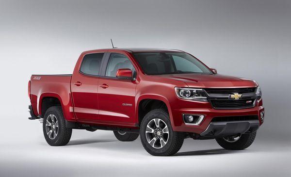 เปิดตัว 2015 Chevrolet Colorado นิยามใหม่รถกระบะขนาดกลาง