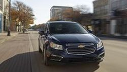 ยลโฉม 2015 Chevrolet Cruze ไมเนอร์เชนจ์ ปรับเล็กๆ เติมความสด
