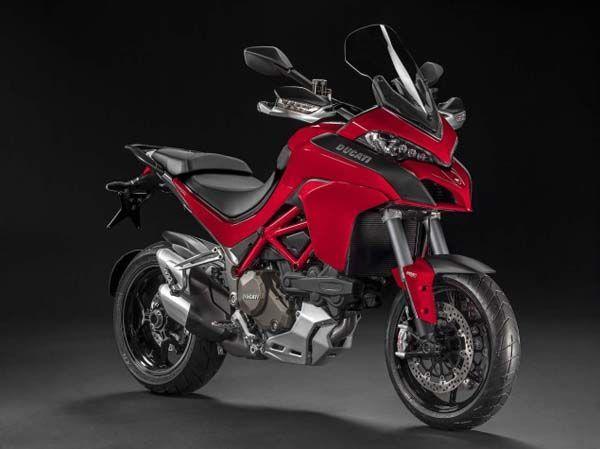 Ducati เผยโฉม 2015 Multistrada อัดแน่นเทคโนโลยีล้ำสมัยที่สุดของแบรนด์