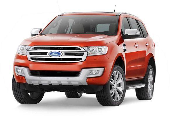 """2015 Ford Everest เผยโฉมตัวจริงแล้ว โวลั่น """"รถที่ฉลาดที่สุดบนท้องถนน"""""""