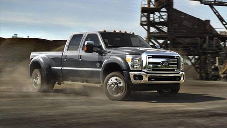 2015 Ford F-Series ปรับไลน์กระบะพันธุ์แกร่งตัวจริง อัพเกรดขุมพลัง V8 6.7 ลิตร