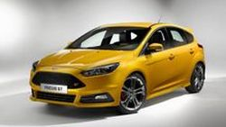 2015 Ford Focus ST รุ่นปรับโฉมมาแล้ว พร้อมขุมพลังดีเซลรุ่นใหม่