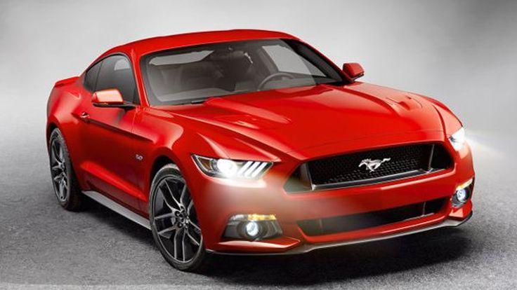 2015 Ford Mustang มาพร้อมฟังก์ชั่น 911 Assist แจ้งตำรวจอัตโนมัติเมื่อเกิดอุบัติเหตุ