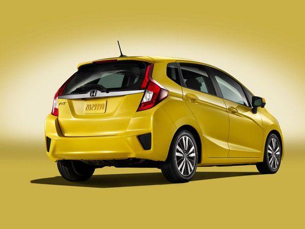 สเปกอเมริกัน 2015 Honda Fit เปิดตัวที่ดีทรอยท์ ผลิตในเม็กซิโก