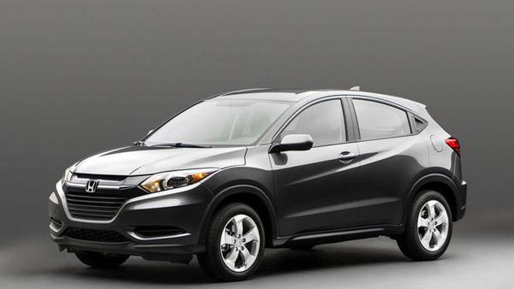 Honda เปิดตัว Vezel สู่ตลาดอเมริกาในชื่อ