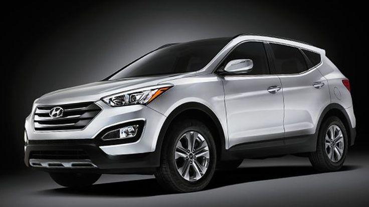 2015 Hyundai Santa Fe ปรับไมเนอร์เชนจ์ เพิ่มอ็อปชั่นเพื่อความสะดวก
