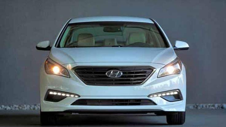 2015 Hyundai Sonata Eco เพิ่มไลน์ประหยัด กินน้ำมัน 13.6 กม./ลิตร