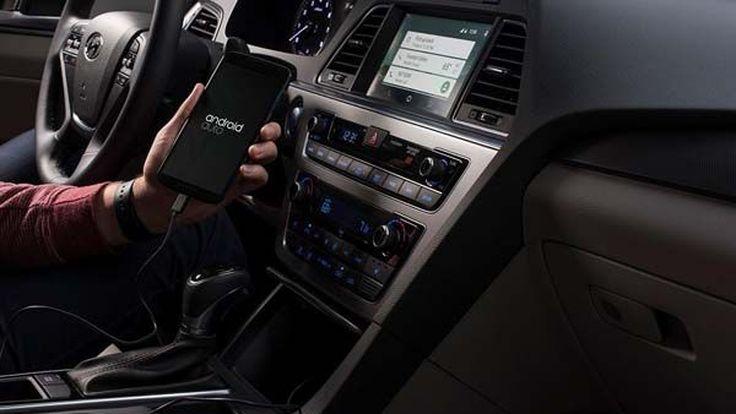 2015 Hyundai Sonata รถรุ่นแรกที่ใช้ระบบ Android Auto