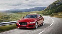 เปิดตัวจริงแล้ว 2015 Jaguar XE ซีดานหรูท้าชิง BMW 3-Series และ Mercedes-Benz C-Class