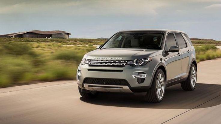 เปิดตัวแล้ว 2015 Land Rover Discovery Sport รถอเนกประสงค์สุดสปอร์ต
