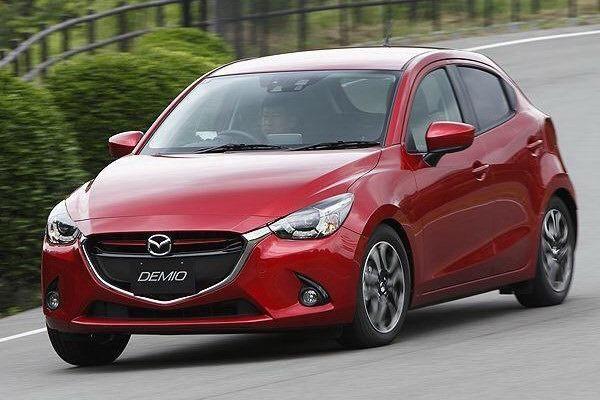 ด่วน! หลุดเต็มคัน 2015 Mazda 2 เจนเนอเรชั่นใหม่