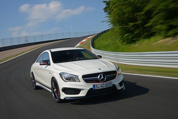 2015 Mercedes-Benz CLA Shooting Brake เปิดตัวแน่สิ้นปีนี้