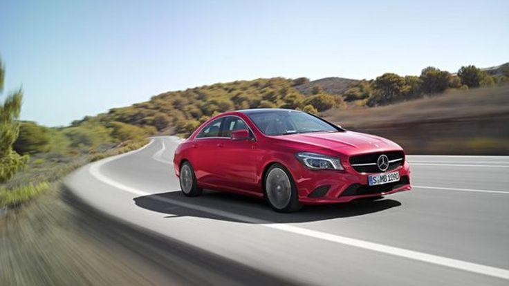 ปรับโฉม 2015 Mercedes-Benz CLA เน้นเพิ่มอ็อปชั่นความสะดวก