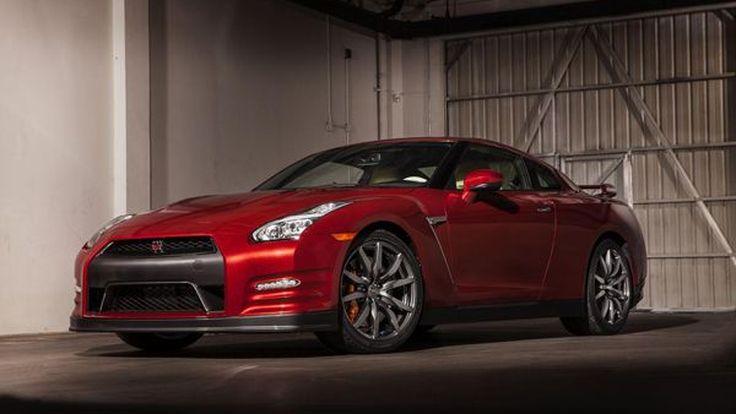 2015 Nissan GT-R อัพเกรดหลายจุดออกอาละวาดตลาดญี่ปุ่น