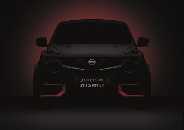 2015 Nissan Juke-R NISMO ทีเซอร์โหด ก่อนเปิดตัว 25 มิถุนายนนี้