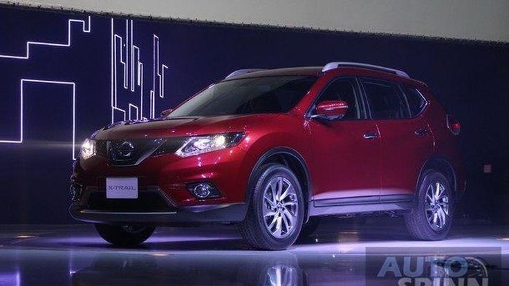 ชมวีดีโอเปิดตัว 2015 Nissan X-Trail ใหม่ เคาะราคาเร้าใจเริ่มที่ 1.172 ล้านบาท