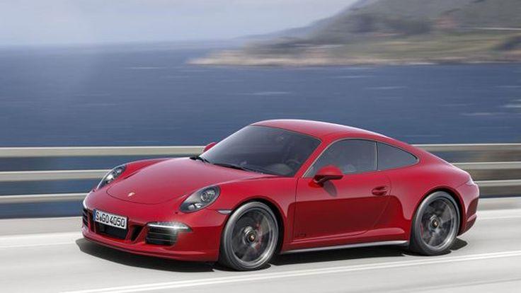 เผยโฉม 2015 Porsche 911 GTS มาพร้อมหัวใจขับเคลื่อน 430 แรงม้า