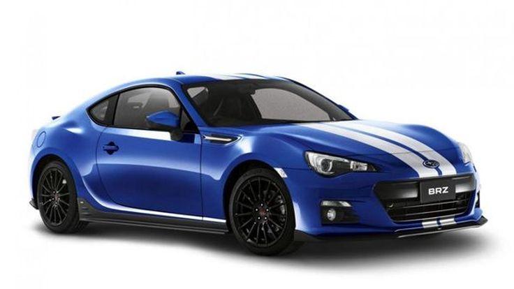 2015 Subaru BRZ รุ่นพิเศษเอาใจลูกค้าวัยรุ่นแดนจิงโจ้