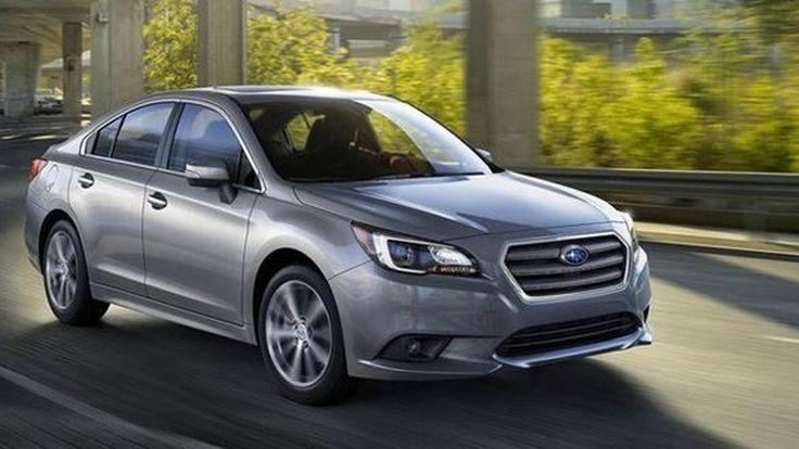เผยโฉม 2015 Subaru Legacy ซีดานหรูคู่ความภูมิฐานยิ่งขึ้น