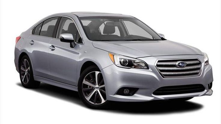 ไม่สวยอย่างที่คิด 2015 Subaru Legacy ภาพแรกก่อนเปิดตัวจริงปลายเดือนนี้