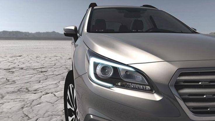 ทีเซอร์แรก 2015 Subaru Outback คาดประหยัดขึ้น ครบครันอ็อปชั่นกว่าเดิม