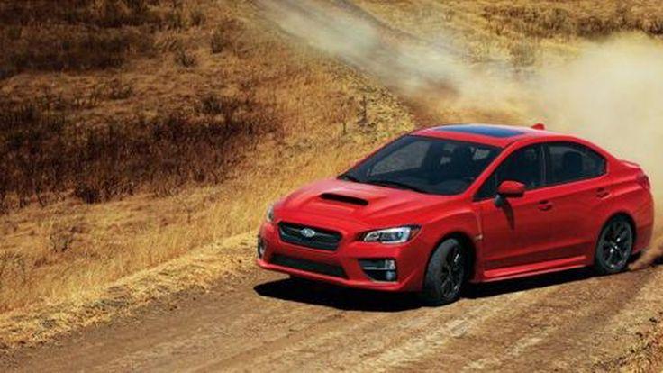 อย่างโหด ทีเซอร์แรก 2015 Subaru WRX