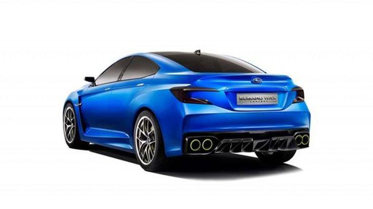 หลุดสเปก 2015 Subaru WRX ขุมพลังเทอร์โบ 2.0 ลิตรและ 2.5 ลิตร พร้อมเกียร์ CVT!?