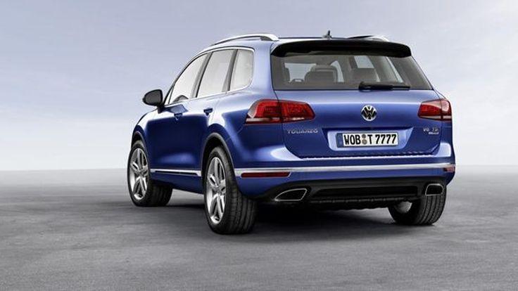 [2014 Auto China] เผยโฉม 2015 Volkswagen Touareg ปรับไมเนอร์เชนจ์