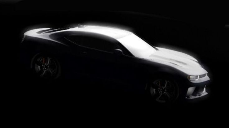 เจตนาหรือตั้งใจ? GM เผยภาพ Chevrolet Camaro เจนเนอเรชั่นใหม่ที่ดีทรอยท์